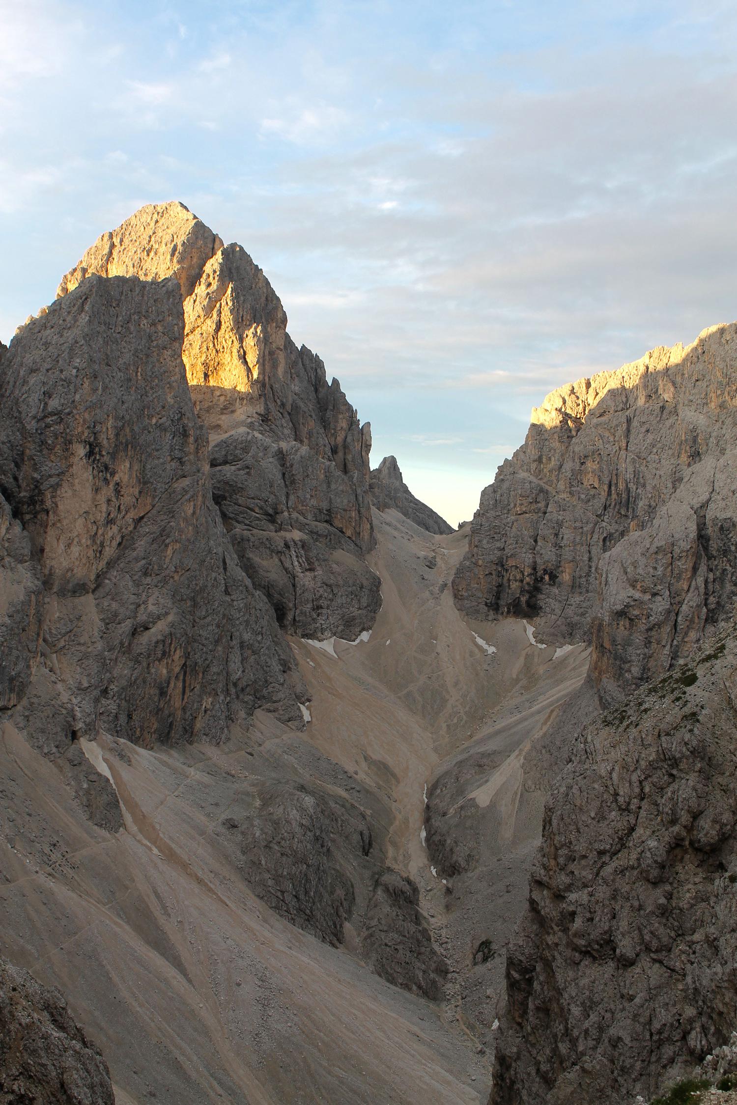 Dolomiten Hüttenwanderung